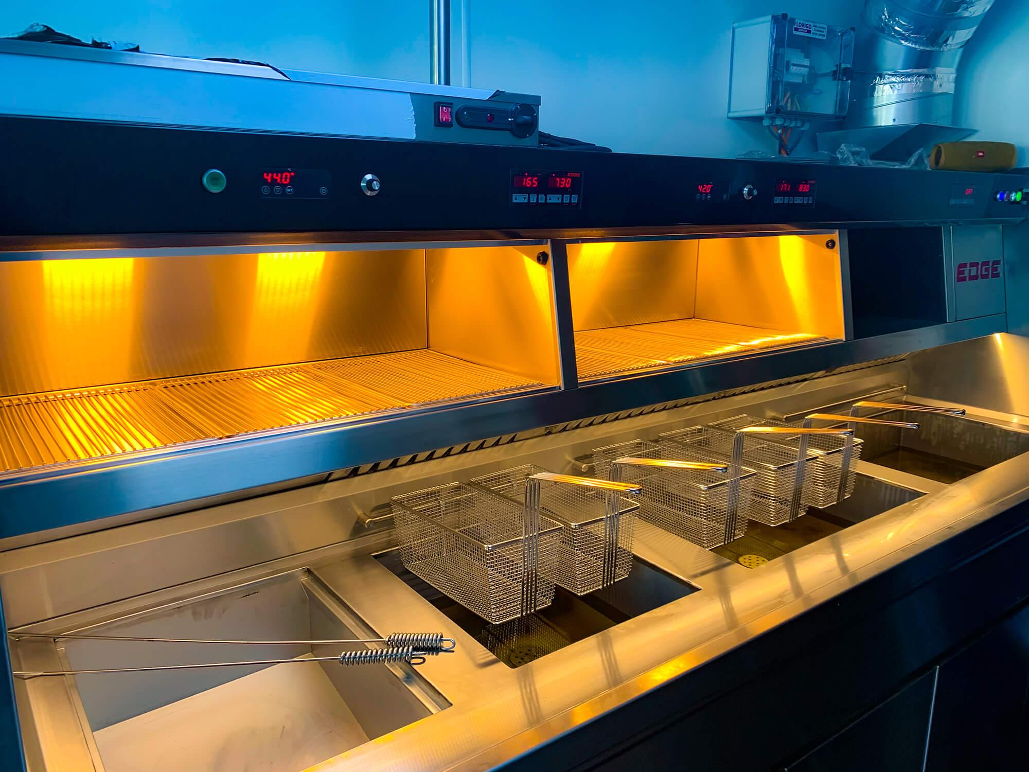 Frying Range - Frying Equipment
